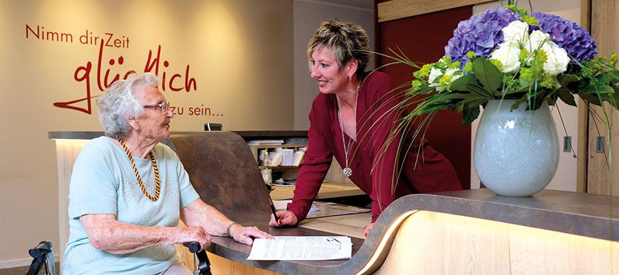 Stationäre Pflege - Stiemerling Stationäre Betreuungs- und Pflegeangebote