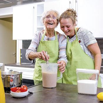 Tagespflege - Stiemerling Stationäre Betreuungs- und Pflegeangebote