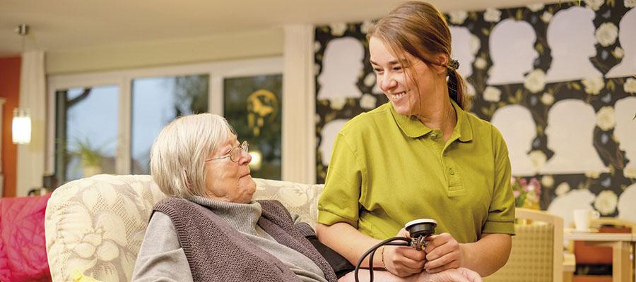Ambulante Pflege - Stiemerling Stationäre Betreuungs- und Pflegeangebote