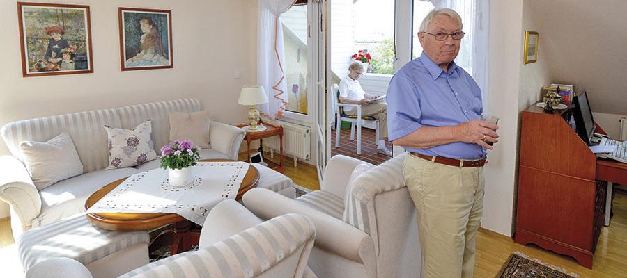 Servicewohnungen - Stiemerling Stationäre Betreuungs- und Pflegeangebote