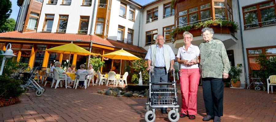 Herzberg - Stiemerling Stationäre Betreuungs- und Pflegeangebote