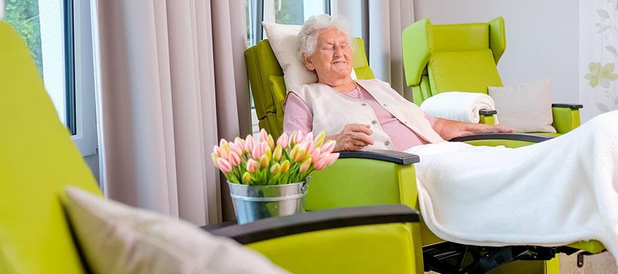 Wohlfühlangebote - Stiemerling Stationäre Betreuungs- und Pflegeangebote