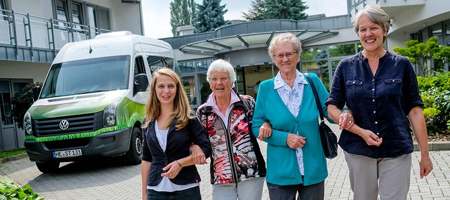 Unternehmen - Stiemerling Stationäre Betreuungs- und Pflegeangebote
